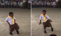 6-Year-Old Filipino Boy Dances Pop Star Sarah Geronimo's Tala Perfectly, Takes Internet by Storm