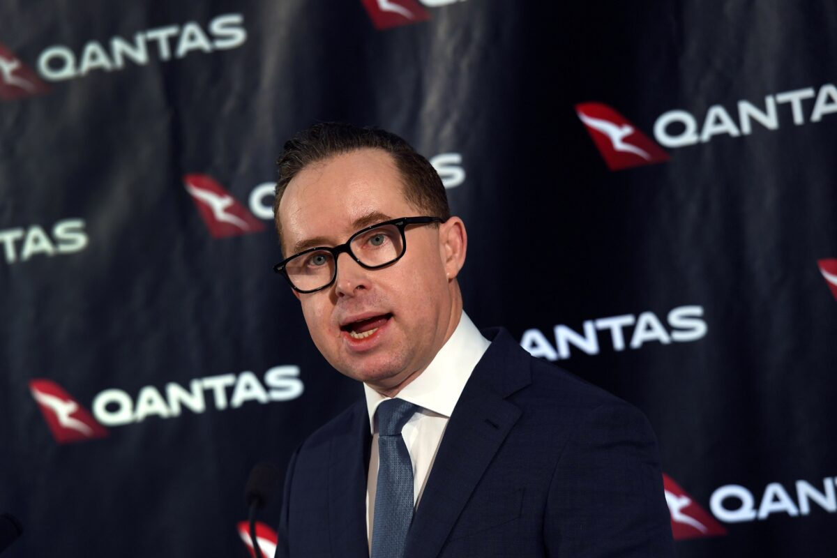 AUSTRALIA-AVIATION-QANTAS