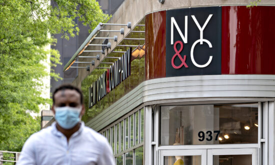 New York & Co's Parent Company Files for Bankruptcy