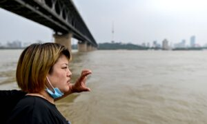 China in Focus (July 14): Yangtze River Rises 16 Feet Above Ground Level