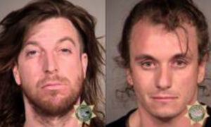 2 Charged for Roles in Violent Portland Demonstrations
