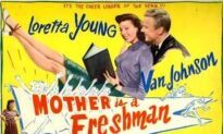 Popcorn and Inspiration: 'Mother Is a Freshman' (1949): Lighthearted Film Endorses Higher Education