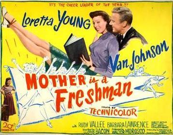 Loretta Young and Van Johnson star in this light comedy. (Twentieth Century Fox)