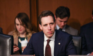 Hawley Seeks Civil Rights Probe of Confiscation of St. Louis Couple's Firearms