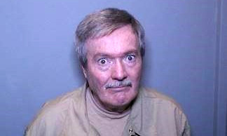 A file photo of recently released convicted sex offender Cary Jay Smith, who has been traveling throughout Southern California. (Courtesy of Orange County District Attorney)