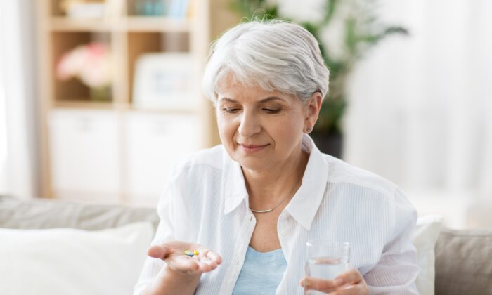A new study suggests many women should avoid beta blockers and control blood pressure pressure through diet and exercise.  (Syda Productions/Shutterstock)