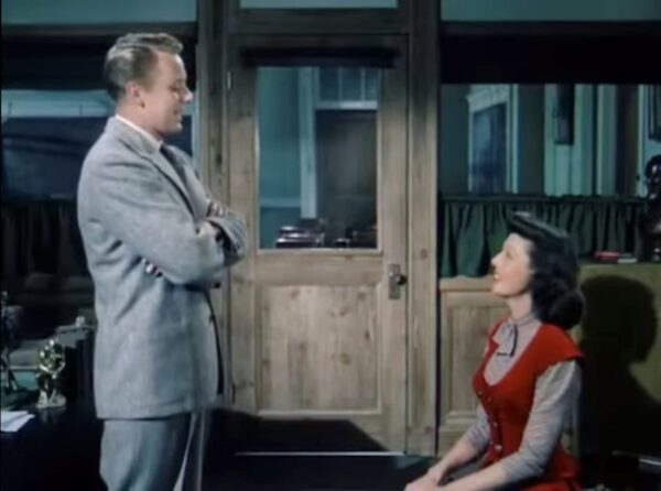 Mother is a Freshman-Van Johnson and Loretta Young