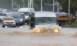 Red Alerts in China as Floods Maroon Equipment Needed to Fight Virus