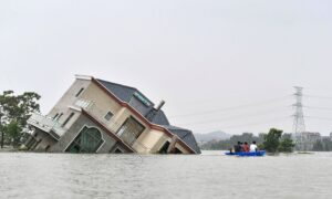 China in Focus (July 16): Chinese Media Glorifies Flood Disaster