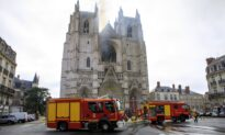 Arson Inquiry Launched for French Cathedral Fire in Nantes