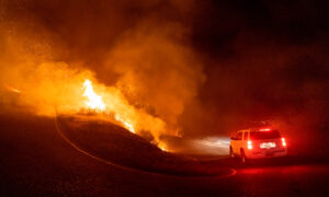 Utah Sheriff's Deputy Rescues 2 People From Wildfire Who Were 'Running for Their Lives'