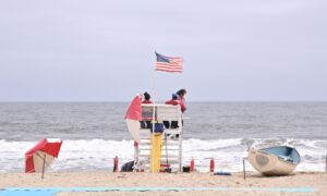 Heroic Man Saves Drowning Woman, 20, at Jersey Shore: 'I Thank God That He Put Me There'