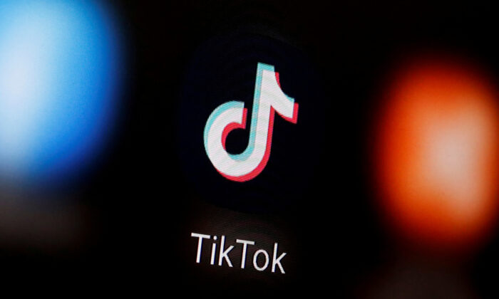 A TikTok logo is displayed on a smartphone in this illustration taken January 6, 2020. (Dado Ruvic/Illustration/Reuters)
