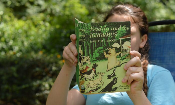 "A good read: ""Freddy and the Ignormus."" (Susannah Pearce)"