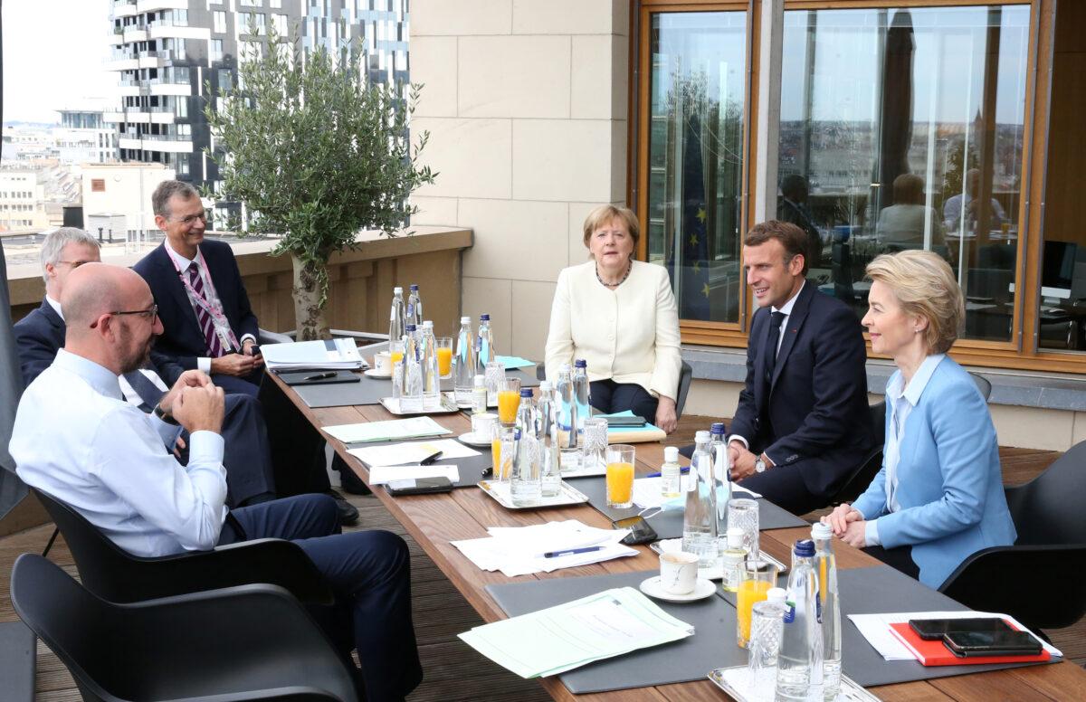 Deadlock continues on virus recovery plan — European Union summit