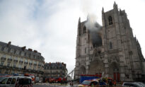 Man in Custody After Nantes Cathedral Fire: French TV