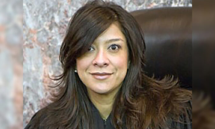 U.S. District Court of New Jersey Judge Esther Salas in a file photo. (Courtesy of Rutgers University)