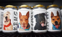 Owner Spots Long-Lost Dog on a Beer Can 3 Years After the Pup Went Missing