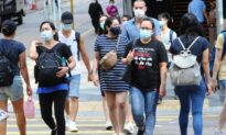 Chinese State Media Accuses Hong Kong Protesters, Opposition Camp of Causing City's Recent Virus Spike
