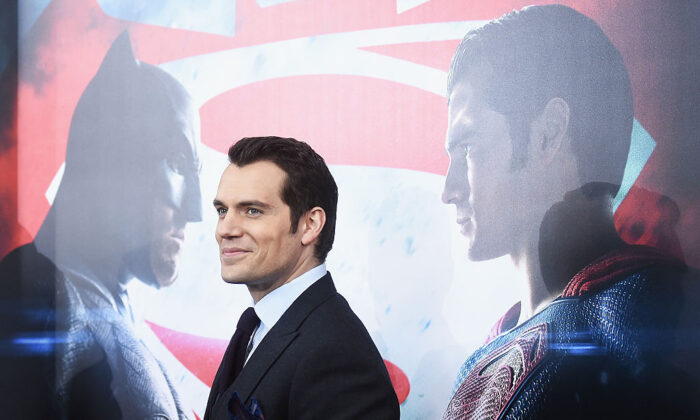 "Actor Henry Cavill attends the ""Batman V Superman: Dawn Of Justice"" premiere at Radio City Music Hall in New York on March 20, 2016. (Jamie McCarthy/Getty Images)"