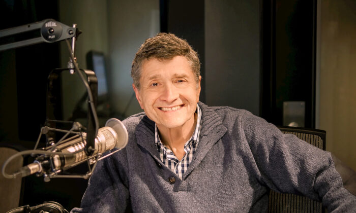 Radio talk show host and author Michael Medved. (Courtesy of Michael Medved)