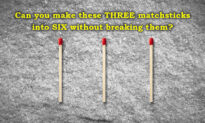 Make the Three Matchsticks Into Six Without Breaking Them–Most People Fail This