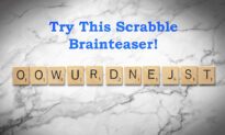 Can You Rearrange the Letters to Spell Just One Word?–Test If You're a Scrabble Expert