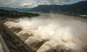All 3 of China's Main Rivers Flooded, With Millions Living in Danger Zones