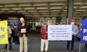 ABC Allegedly Breaches Own Code of Practice in Reports: Falun Gong Spokesperson