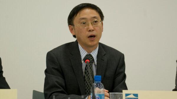Liu Wei Falun Gong UK