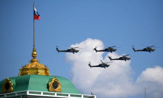Russia, Hit by Coronavirus Crisis, Considers Military Spending Cuts