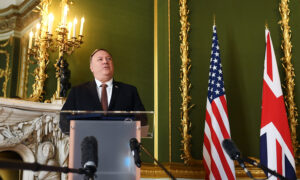 Pompeo Calls for Global Coalition to Push Back Against Chinese Regime