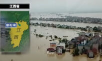 Chinese State-Run Media Describes Flood as 'Beautiful' and 'Fairy-Like'