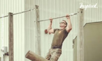 Real U.S. Marine with Crazy Skills