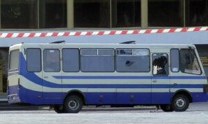 Ukraine Hostage-Taker Surrenders, Bus Passengers Unharmed