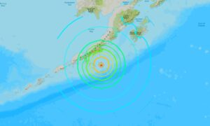Powerful 7.8 Quake Hits Alaska Isles; Sparks Tsunami Warning