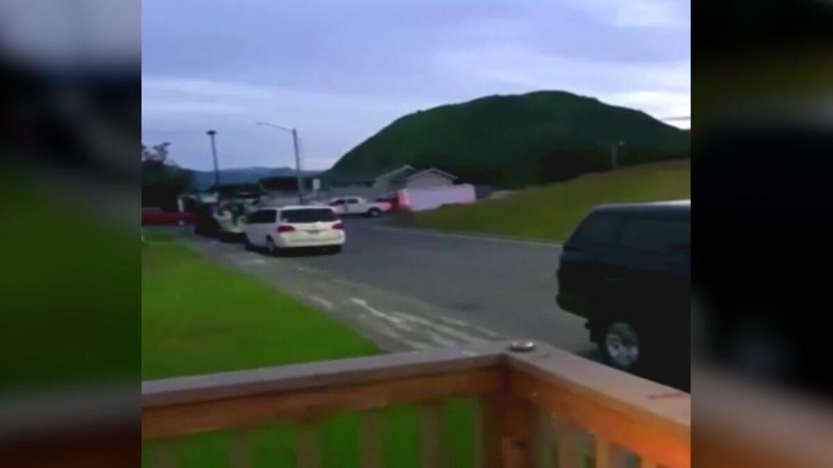 Alaska Tsunami Warning Canceled After Powerful 7.8 Quake
