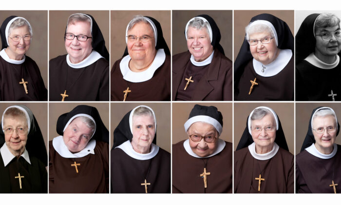 Twelve Felician Sisters died of COVID-19 in one month at a convent in Livonia, Michigan. (Courtesy of Felician Sisters of North America)