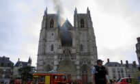 Church Volunteer Admits to Arson Attack on French Cathedral