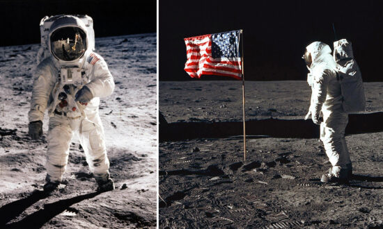 Neil Armstrong and Buzz Aldrin Became the First Men to Walk on the Moon 51 Years Ago This Week