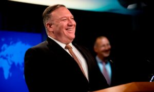 Pompeo: US Calls on India to Pivot Away From China