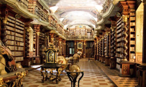 The World's Most Beautiful Library: The Klementinum in Prague Is an Architectural Dream Come True
