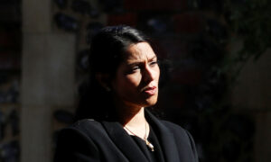 Priti Patel Publishes New National Strategy to Go After Child Sexual Abusers Including 'Grooming Gangs'