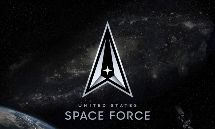 The Space Force logo. (Space Force)