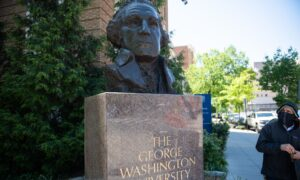 GWU Apologizes for Recommending Book Equating Conservatism With Racism