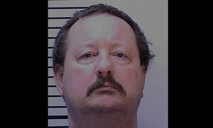 Troy A. Ashmus in a file photo (California Department of Corrections)