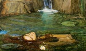Eyes to the Future: 'Nymphs Finding the Head of Orpheus'