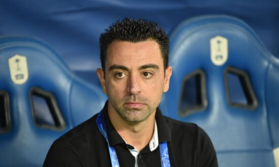 Spain and Barcelona Great Xavi Tests Positive for COVID-19