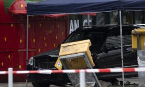 Car Hits Pedestrians in Berlin; 6 Injured