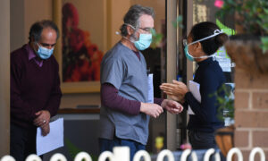 Grave Concern Over Virus Hitting Aged Care Facilities in Victoria